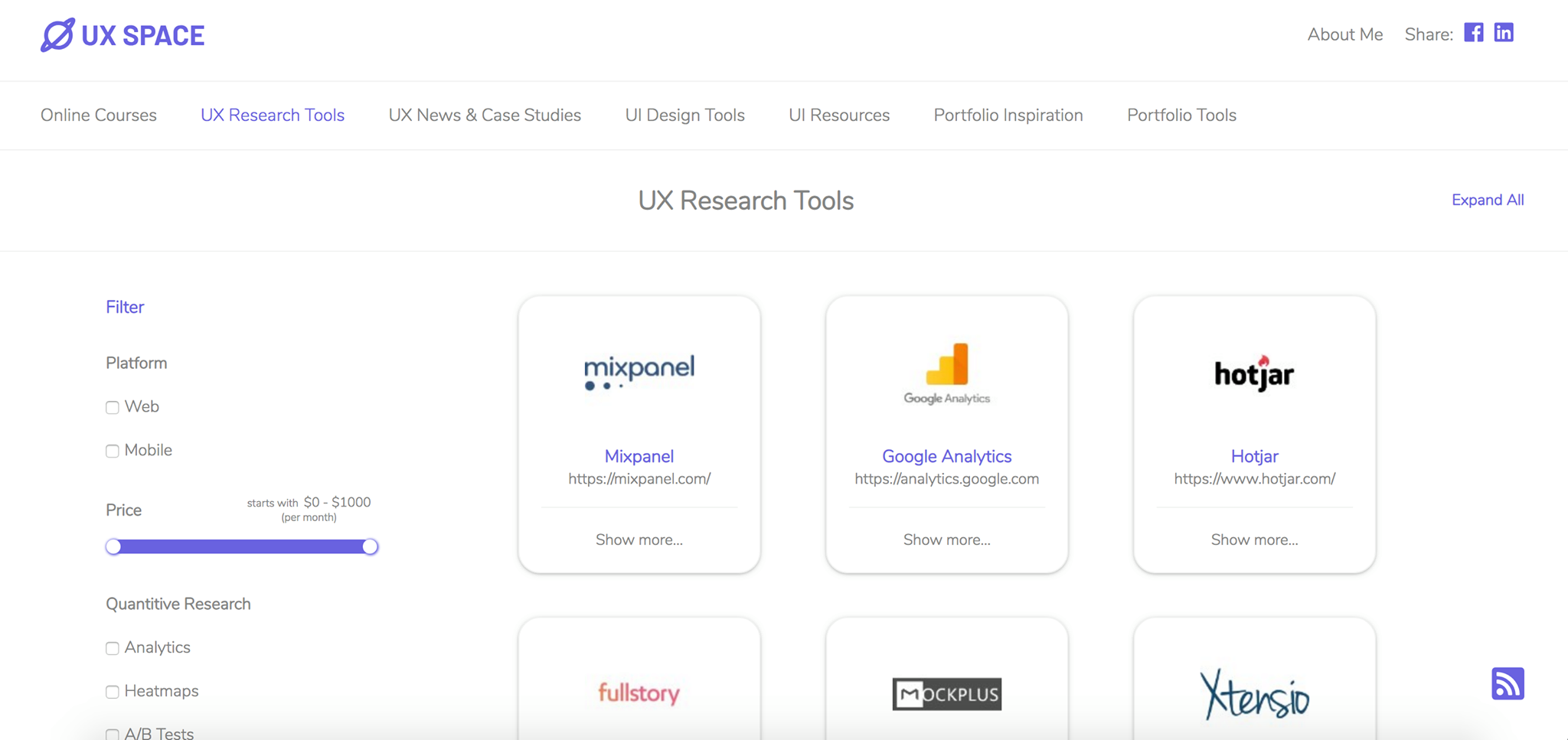 UX & UI Resources by Adva Rave